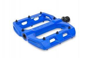 SIXPACK Pedały rowerowe MENACE niebieski