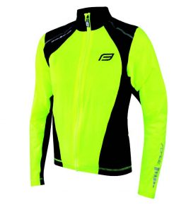 jacket FORCE JUNIOR X53, fluo 128-140