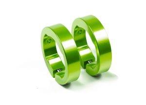 SIXPACK Obejma chwytów zielona