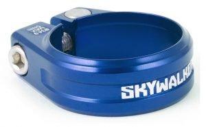 SIXPACK Skywalker Zacisk podsiodłowy na imbus 31,8 mm niebieski