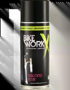 BIKE WORKX Smar silikonowy SILICON STAR 200 ml