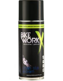 BIKE WORKX Biały smar do łańcucha CHAIN STAR EXTREM 400 ml