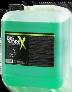 BIKE WORKX Płyn czyszczący rower CYCLO STAR 5000 ml