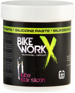 BIKE WORKX Pasta silikonowa LUBE STAR SILICON 100g