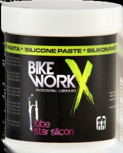 BIKE WORKX Pasta silikonowa LUBE STAR SILICON 100g