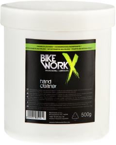 BIKE WORKX Pasta do mycia rąk HAND CLEANER 500g