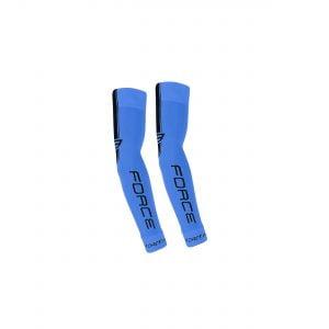 Rękawki/ocieplacze na ręce FORCE trykotowe unisex fluo, S/M
